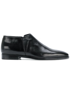 ботинки Slim Slipper Saint Laurent