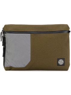 сумка для ноутбука на молнии Stone Island