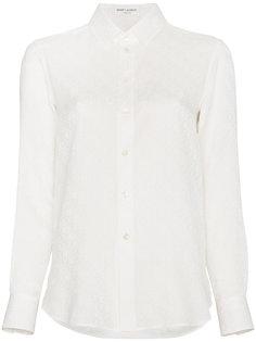 рубашка на пуговицах  Saint Laurent