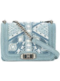 джинсовая сумка через плечо Rebecca Minkoff