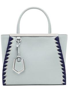 сумка 2Jours с ярлычком  Fendi