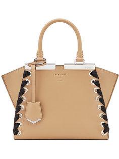 маленькая сумка-тоут 3Jours Fendi