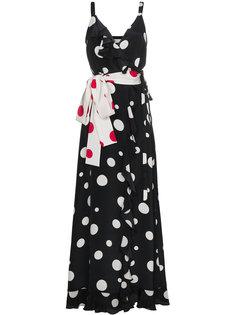 платье в горох Geisha Racil