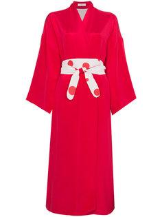 платье с запахом Hatsumomo Racil
