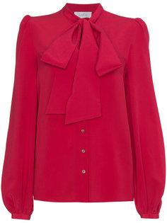 блузка с завязкой Lady Racil