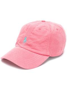кепка с вышитым логотипом  Polo Ralph Lauren