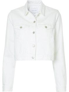 укороченная джинсовая куртка Nobody Denim