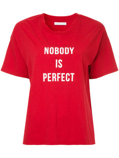 футболка Nobody Is Perfect Nobody Denim