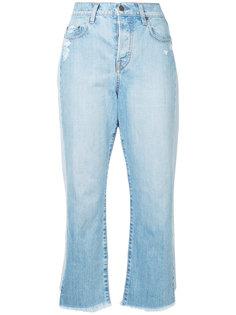 укороченные джинсы с завышенной талией Nobody Denim