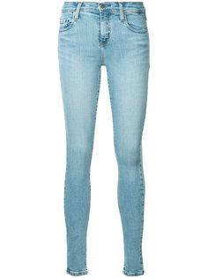 джинсы скинни Geo Nobody Denim
