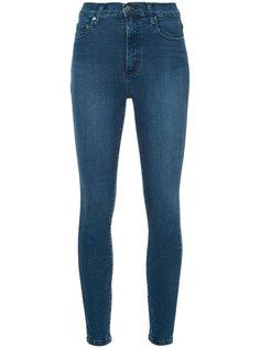джинсы скинни с высокой талией Nobody Denim