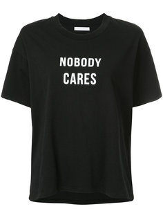 футболка Nobody Cares Nobody Denim
