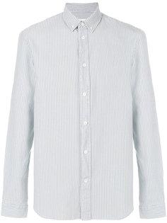 приталенная рубашка в полоску Maison Margiela