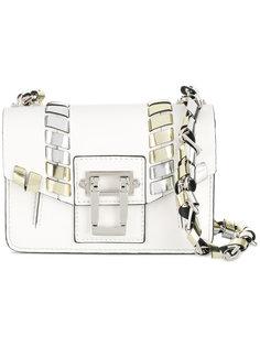 сумка на плечо с отделкой Hava Proenza Schouler