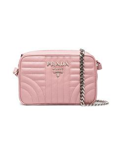 стеганая сумка через плечо Prada