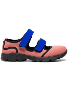 neoprene double-strap trainers Marni
