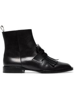ботинки с бахромой Robert Clergerie