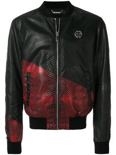 куртка-бомбер Be Mine Philipp Plein