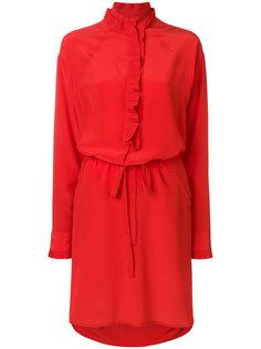 платье Rizzo с оборочной отделкой Zadig & Voltaire