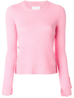 вязаный свитер Source Zadig & Voltaire