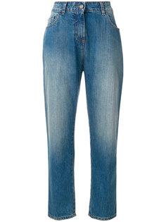 прямые джинсы Twin-Set