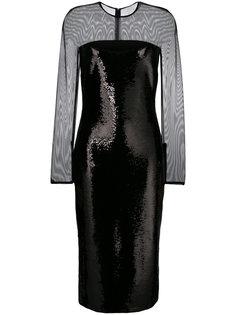 платье-миди по фигуре Tom Ford