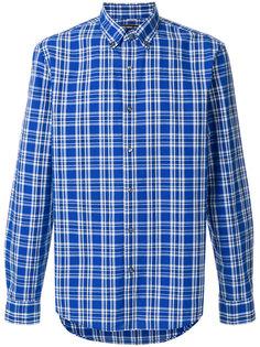 классическая рубашка в клетку Michael Michael Kors