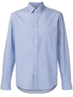 рубашка в мелкий горох Michael Michael Kors