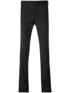 брюки чинос строгого кроя Valentino