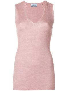 трикотажная блузка по фигуре Prada