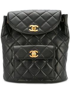 стеганый рюкзак Chanel Vintage
