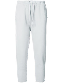 cropped track pants Frank & Eileen