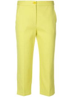 классические укороченные брюки Boutique Moschino