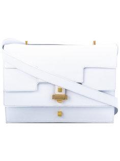 сумка на плечо с откидным клапаном Giancarlo Petriglia