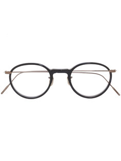 round shaped glasses Eyevan7285