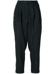 строгие брюки  Mm6 Maison Margiela