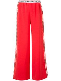 широкие брюки  Vivetta