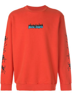 Dance of Death sweatshirt Palm Angels