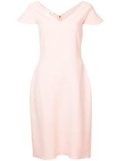 платье с короткими рукавами  Antonio Berardi