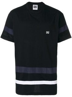 "футболка дизайна ""колор-блок"" Les Hommes Urban"