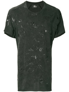stain effect T-shirt Lost & Found Ria Dunn