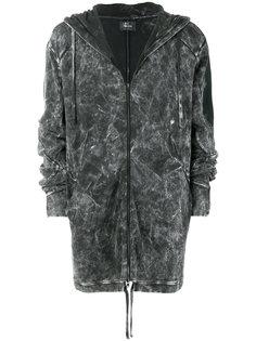 printed zip hoodie Lost & Found Ria Dunn