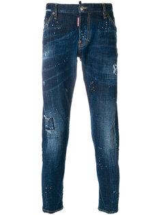 джинсы Skater Dsquared2