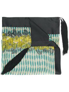 шарф с кисточками Forte Forte
