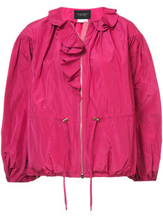 куртка с оборками Giambattista Valli