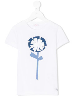 футболка с принтом dandy lion Il Gufo
