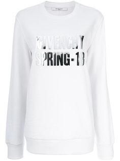толстовка Spring-18 Givenchy