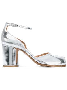 туфли с ремешком на щиколотке Tabi Maison Margiela