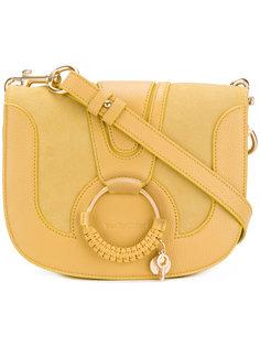 сумка через плечо с металлической отделкой See By Chloé