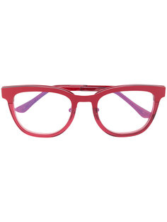 очки в квадратной оправе Marni Eyewear
